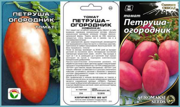 Описание, характеристика сорта Петрушка огородник с фото